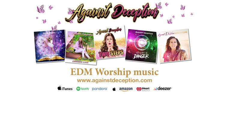 Best Christian pop Music listen now to Against Deception